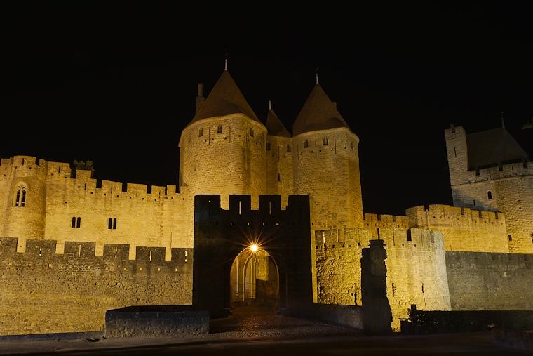 Fant mes porte narbonnaise de carcassonne aude france for Porte narbonnaise